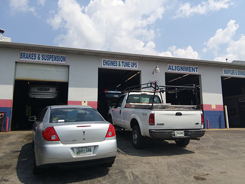 automotive repair Madison TN